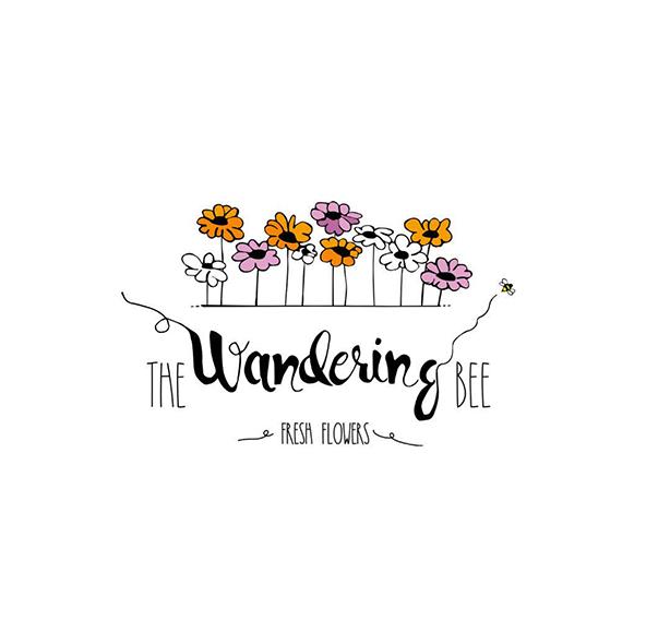 wandering bee logo